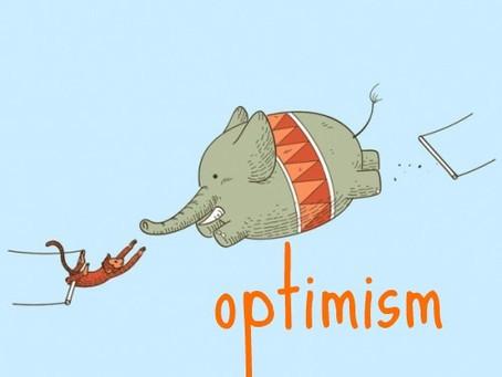 The Optimism Paradox