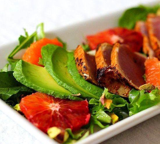 Nutritious Food, Healthy Diet