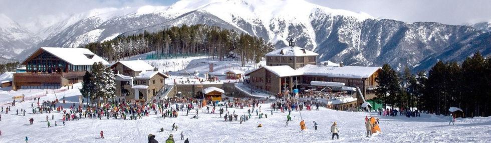 Stations de ski andorre - platine soluti