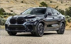 BMW X6 M immatriculation andorre