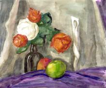 Roses I RUTH GROSSMAN