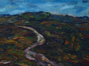 A Path in the Landscape I RUTH GROSSMAN