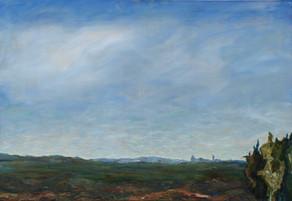 Land and Sky I RUTH GROSSMAN