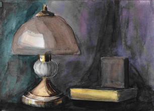The Lamp I RUTH GROSSMAN