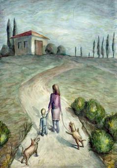 On the Path I RUTH GROSSMAN