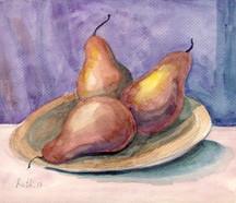 Pears I RUTH GROSSMAN