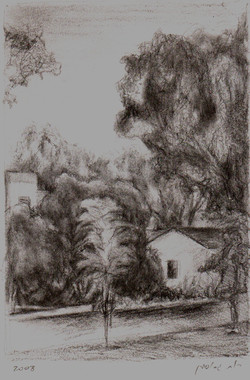 House in the Country I RUTH GROSSMAN