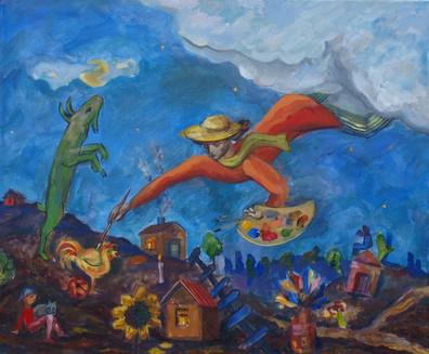 The Legent of Chagall  I RUTH GROSSMAN