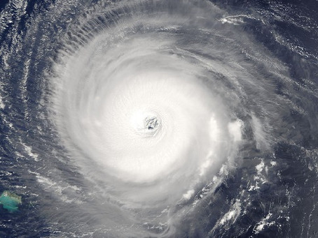 Who Names Cyber Hurricanes?