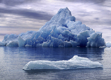 Sugarcoating Icebergs