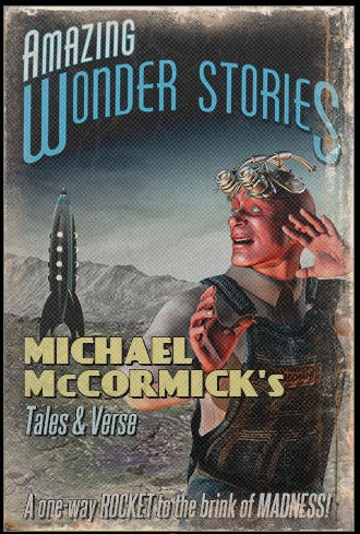 Author Mike McCormick published works