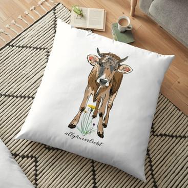 Junge Kuh / Schumpen