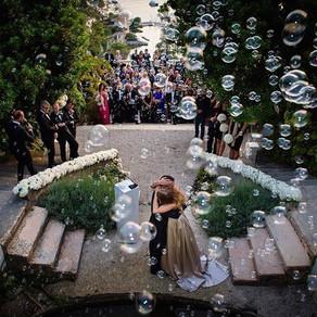 Glamourous Wedding in Cap Ferrat
