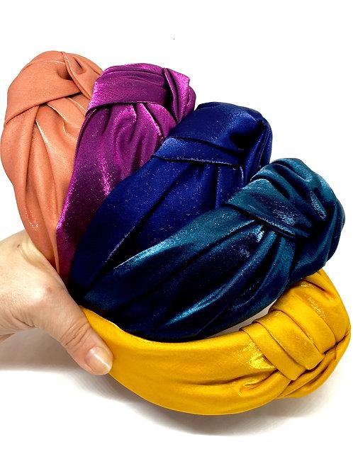 KNOT Satin headband