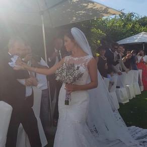 Una sposa meravigliosa!