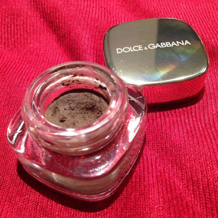 l'ombretto in crema Perfect Mono color Cocoa60 di Dolce&Gabbana Makeup