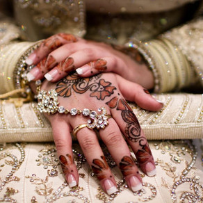 Gli utilizzi dell'henné..i Mehndi