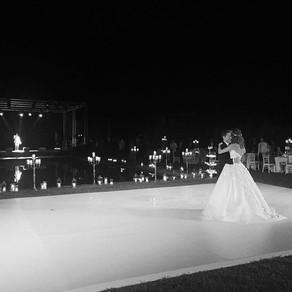 Lana Zakocela Wedding..estrema eleganza e un tocco boho-chic