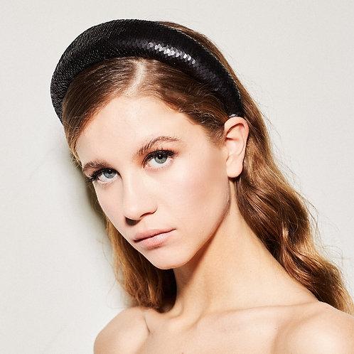 SARA paillettes double face headband