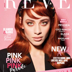 REVE Magazine april 2020 issue