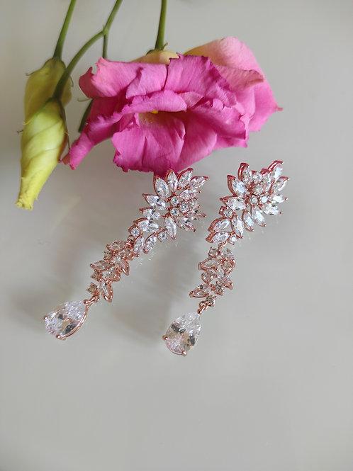 earrings AFRODITE