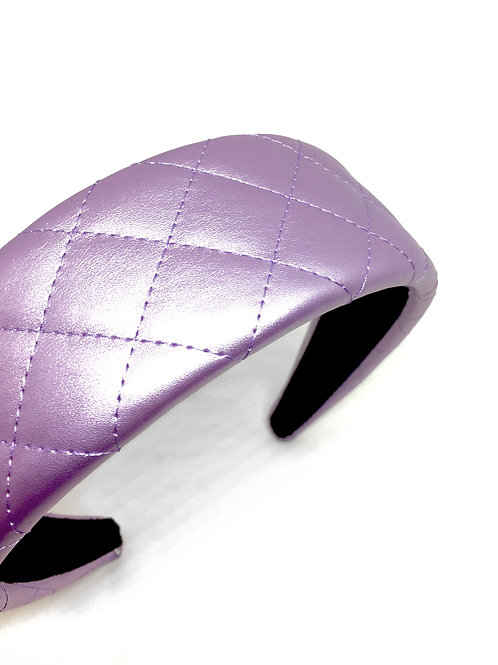 COCO eco leather headband