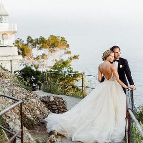 Wedding a Portofino..e l'abito più bello di sempre!