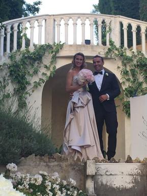 WEDDING IN CAP FERRAT