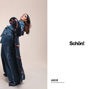 HEIR out now on Schon magazine