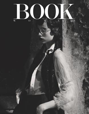 BOOK WOMAN December 2016 Issue Photo Fabrizio Scarpa Style Sabrina Mellace Makeup Chiara Cima Hair Elisa Rampi Model Blanka Nagy