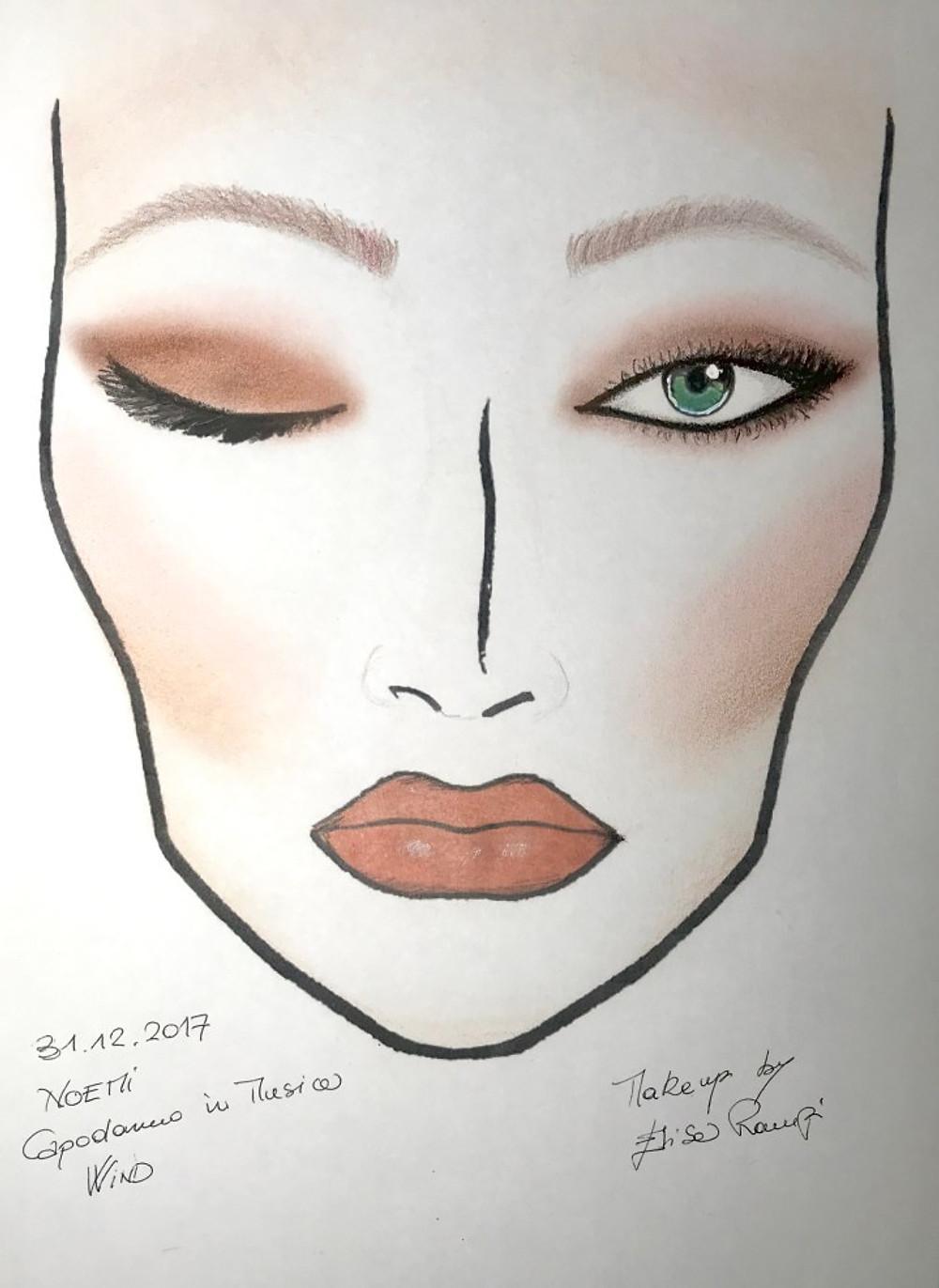 '17.12.31-noemi-wind-capodanno-in-musica-makeup-elisa-rampi-face-chart - 2 di 11