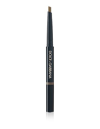 DOLCE&GABBANA The Browliner, matita con pennellino obliquo per facilitarne l'applicazione. Disponibile in 4 colorazioni