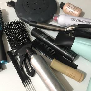 La borsa dell'Hair Stylist