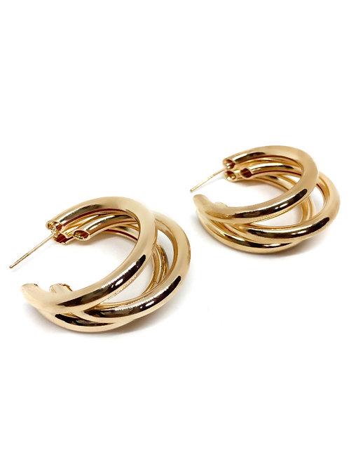 earrings TRINITY