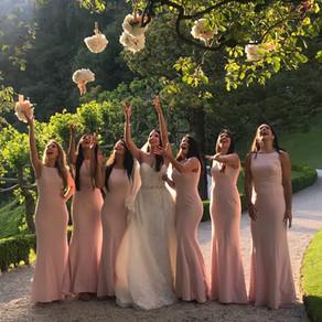 Wedding a Villa del Balbianello