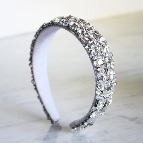ALESSANDRA crystal headband
