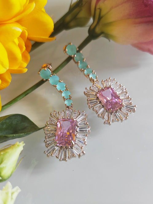 earrings SUNRISE