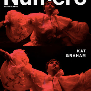 COVER story   Kat Graham for Numèro Netherlands