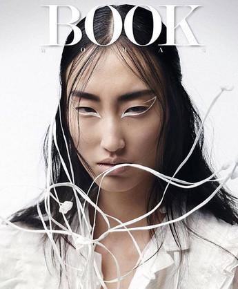 BOOK WOMAN WHITE LINES  #ELISARAMPIHAIR