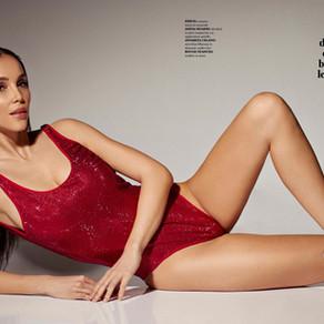 PAOLA DI BENEDETTO for REVE magazine