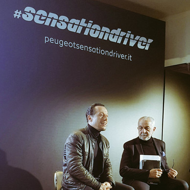 #SensationDriver