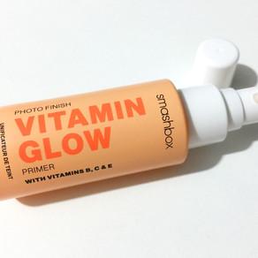 Vitamine e idratazione per la pelle con Smashbox Vitamine Glow Primer