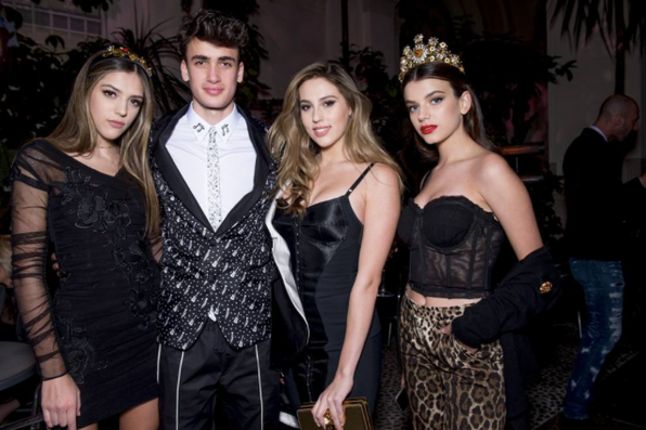 DOLCE&GABBANA Men MFW Party