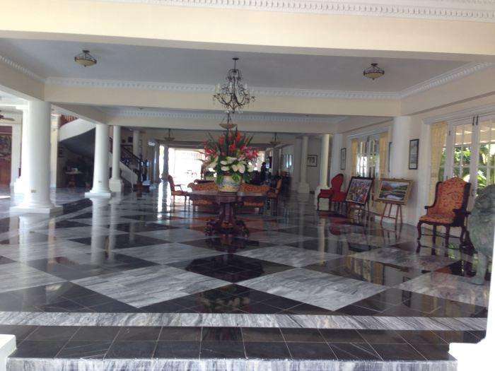 Half Moon Resort di Montego Bay hall
