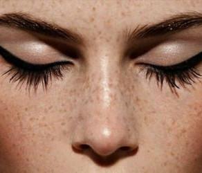 Il nuovo Trend Makeup della primavera sono..le lentiggini!!!