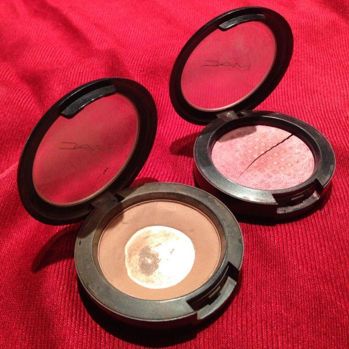 blush color Armony e blush color Gentle di MAC Cosmetics