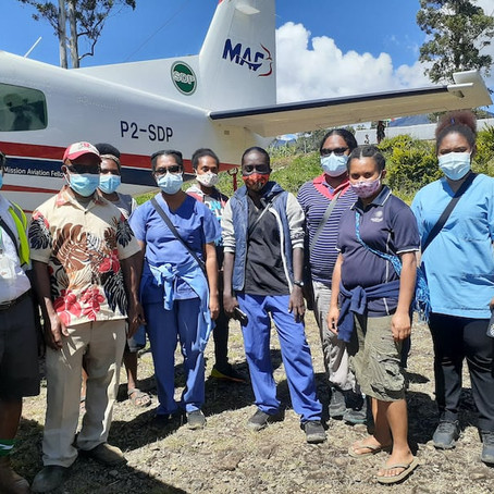 Strategic Partnerships to Provide Better Health Care for Remote Communities