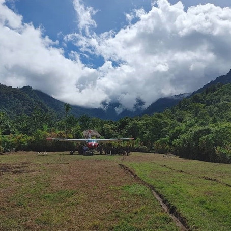Irreplaceable Experiences While Surveying Airstrips