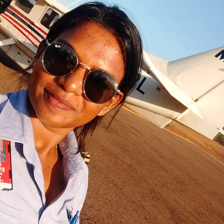 In the Life of MAF India's First Female Pilot...
