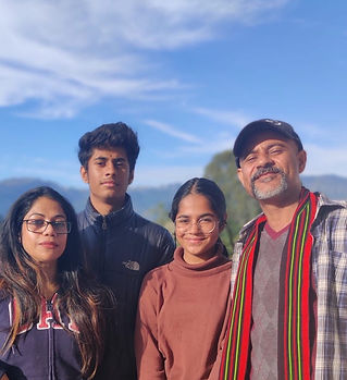 Rajeev and family.jpeg